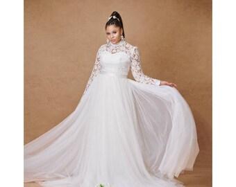 2 In 1 Wedding Dress Etsy