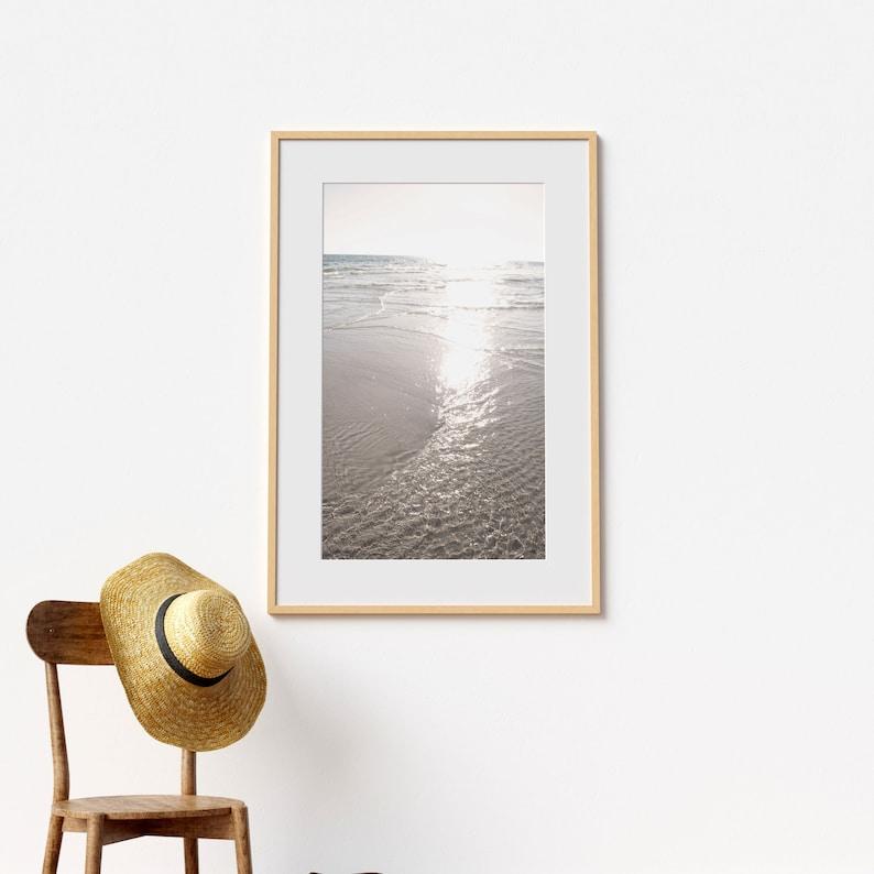 Summer Wall Decor Digital Wall Print Beach Photography Wall Print Coastal Wall Print