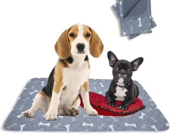 ROZKITCH Outdoor Pet Dog Mat Pad 39x28 Portable Reversible Waterproof Summer Sleeping Mat Reusable Machine Washable Easy to Clean/&Carry Camping Travel Pet Mat for Small Medium Large Dogs