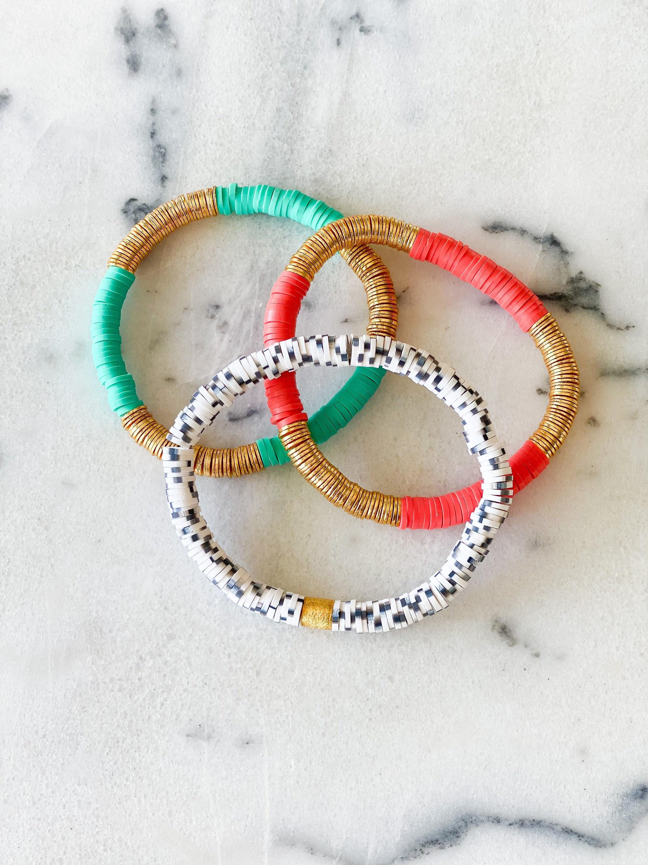 Tie Dye Bracelet