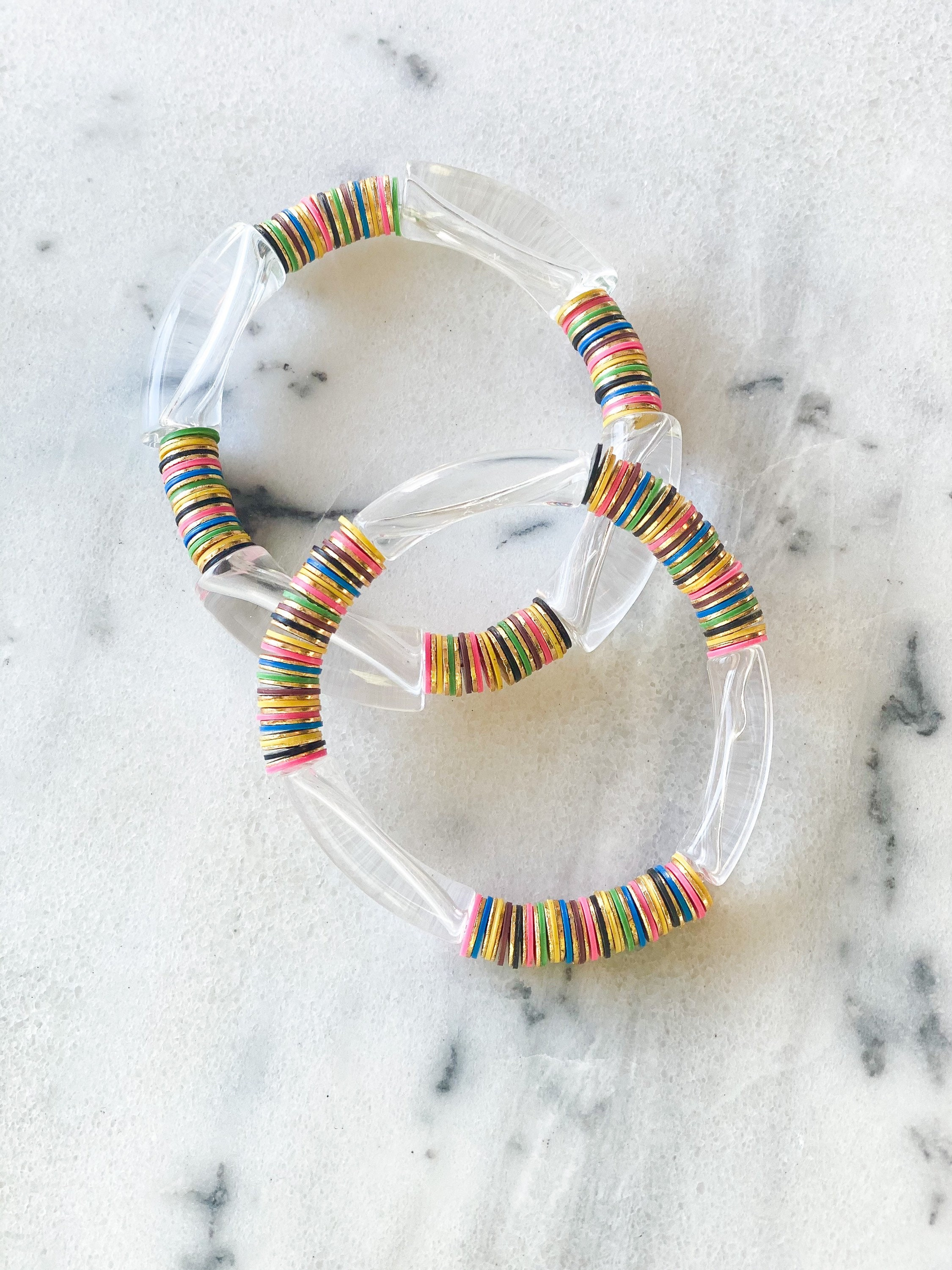 The Lombard Bangle Bracelet—New Colorway!