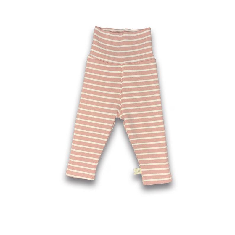 Baby Girl Baby Boy Warm Winter High Waist Sweatpants