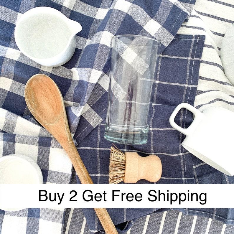 Cotton Kitchen/Tea/Bath /Hand Towels in Jacquard Weave/100% image 0