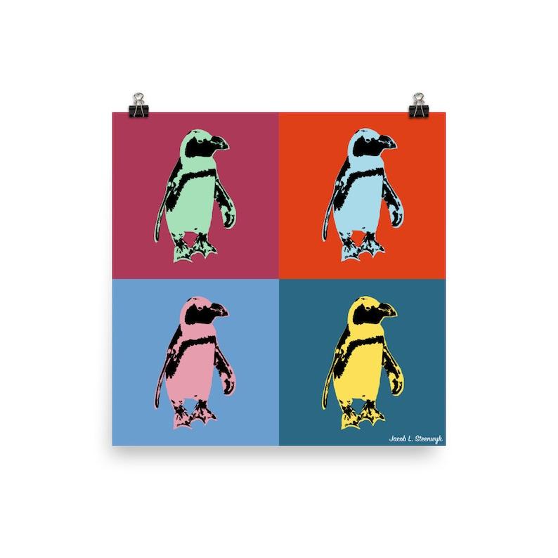 Galápagos penguin  Poster image 0