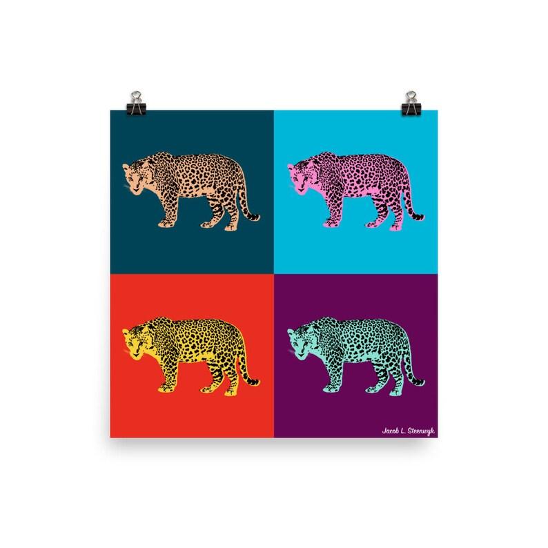 Amur leopard  Poster image 0