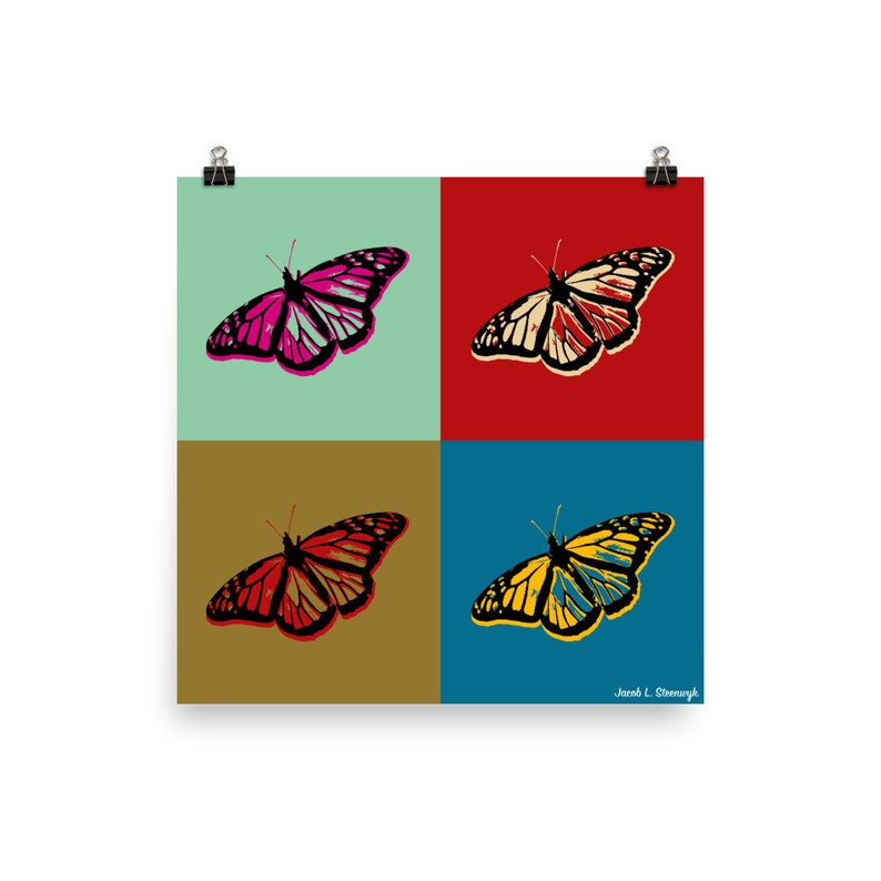 Monarch butterfly  Poster image 0