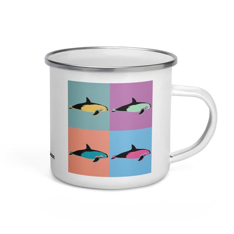 Vaquita  camper mug image 0