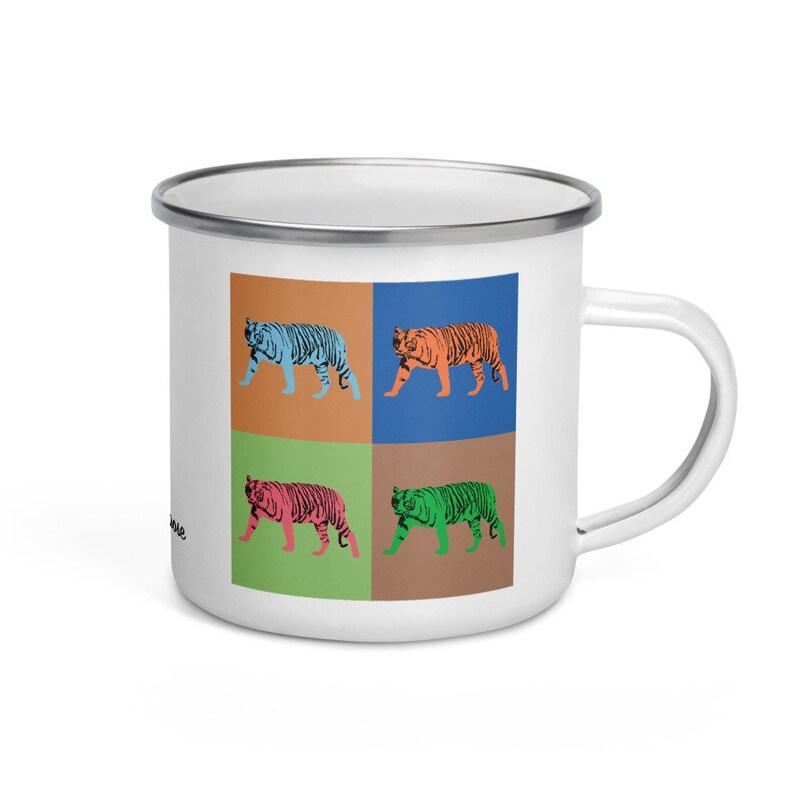 Sunda tiger  camper mug image 0
