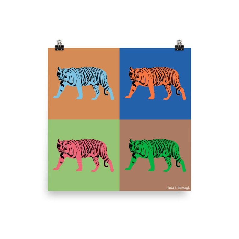 Sunda tiger  Poster image 0