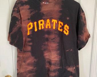 Pittsburgh Pirates Bleached T-shirt - J. Wilson