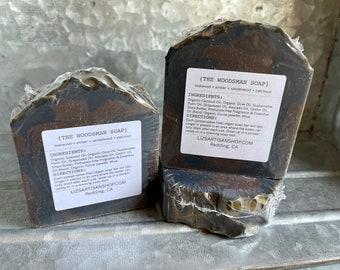 The Woodsman Soap