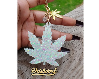 Weed Keychains
