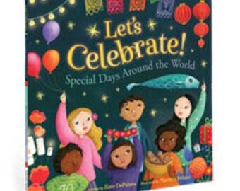Let's Celebrate - Children's Picture Book