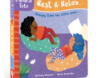 Rest and Relax - Children's Picture Book