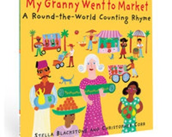 My Granny Went to Market - Children's Picture Book