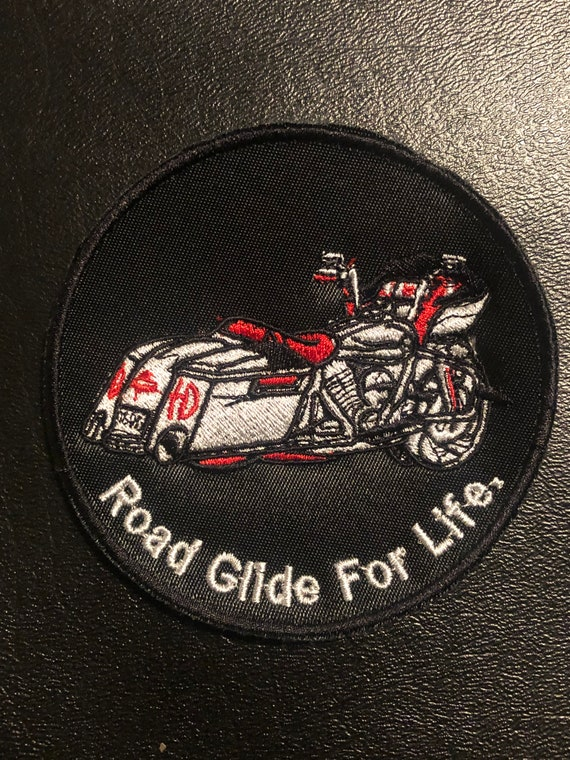 Road Glide for life