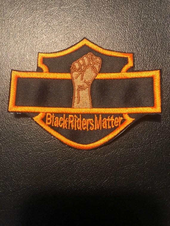 Black rider's matter