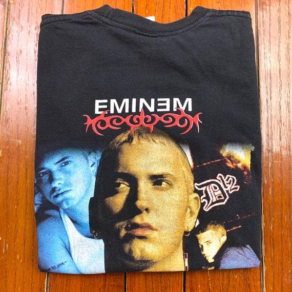 "Y2K Eminem ""Who Knew"" Rap Tee"