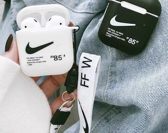 Turbulencia letra Decir  Nike airpod case | Etsy