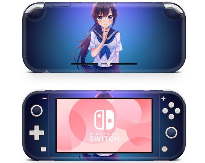 Anime 1 Nintendo Switch Lite skin vinyl decal