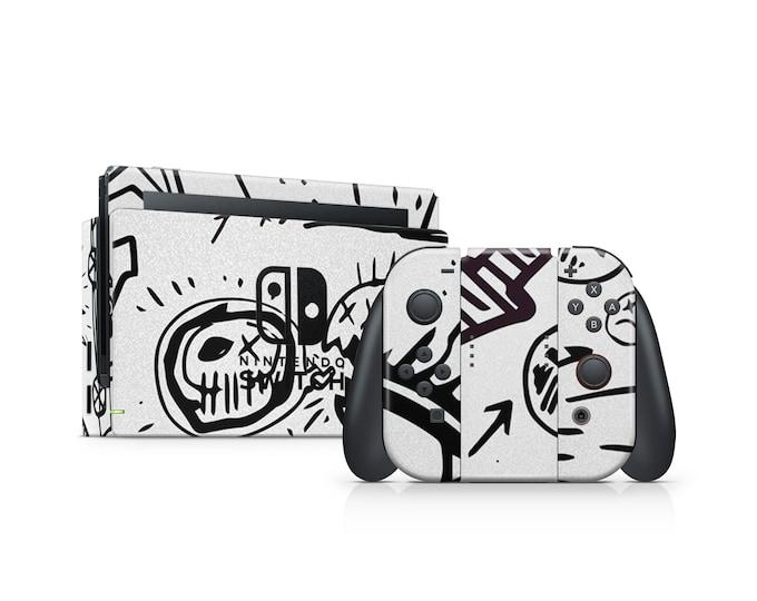 Nintendo Switch Problem Maker Skin wrap decal vinyl Protect