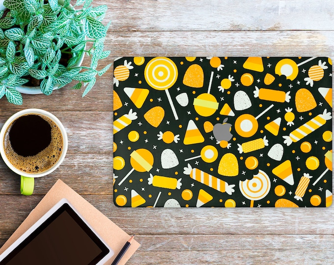 APPLE MACBOOK Sweet Candy Design SKINS vinyl decal cover for all body laptop protection
