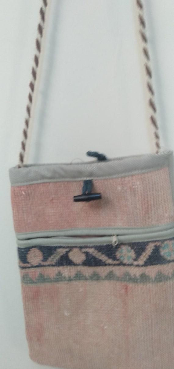 Hand knitted bag, hand bag, handmade bag, bags