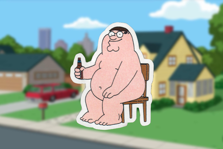 Family Guy Peter Naked