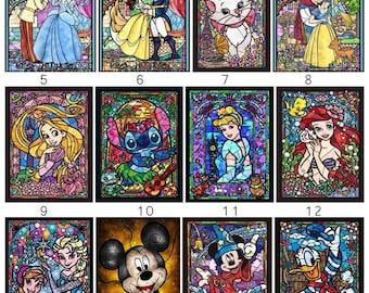 5D Diamond Painting Disney The Jungle Book Cross Stitch Kit Full SquareRound Drill Princess Diamond Cartoon Painting Home Decoration Gifts