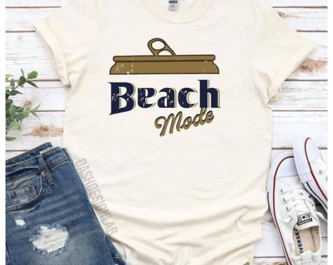 Beach mode- Cheers!