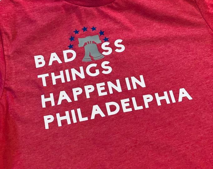 BAD @ss things happen in Philadelphia