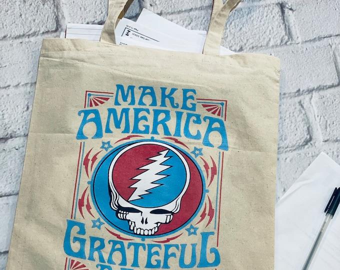 Make America Grateful Again Tote
