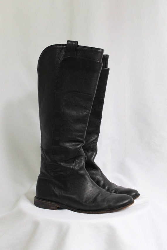 Vintage Frye Riding Boots - Size 8