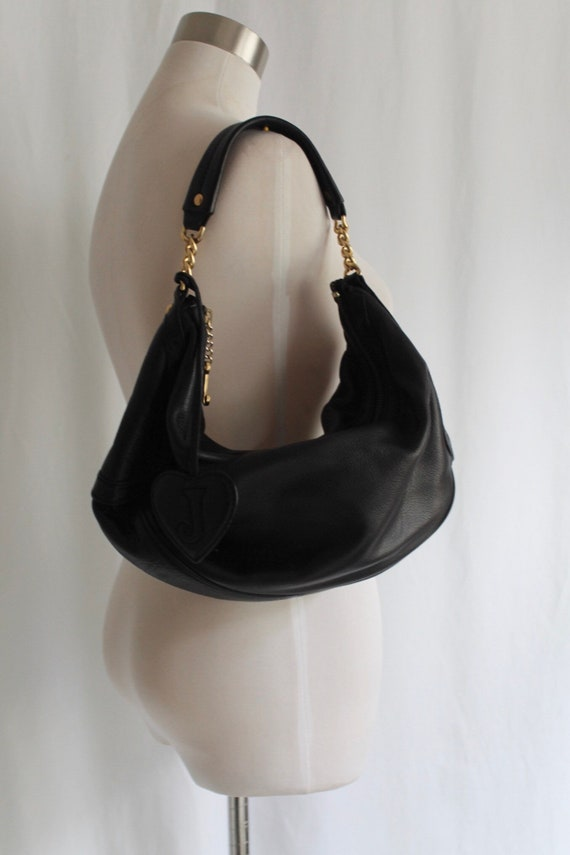 Leather Juicy Couture Shoulder Bag