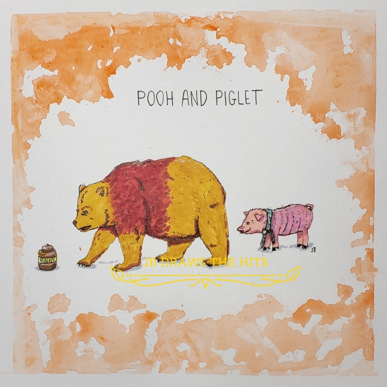 The Real Pooh and Piglet