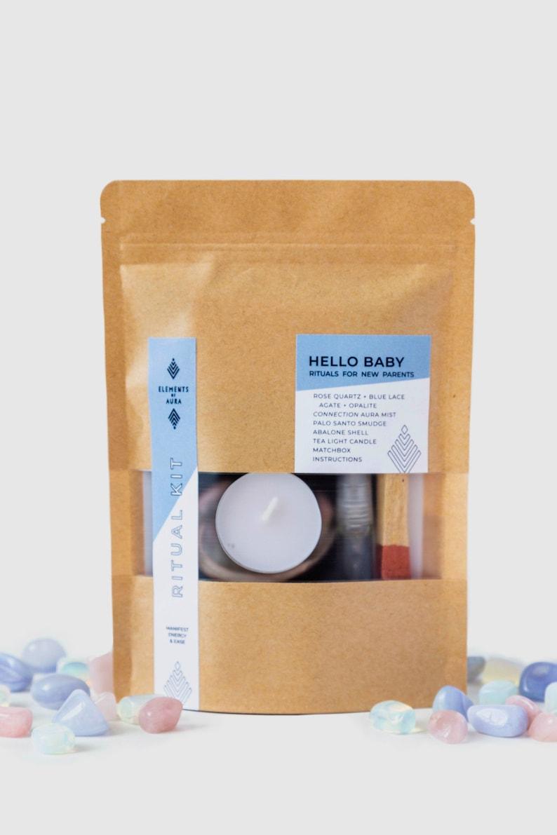 Hello Baby Ritual Kit