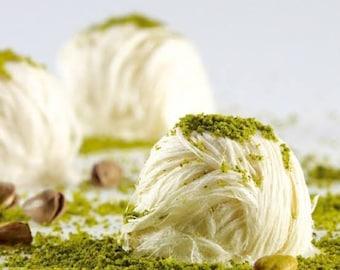 Turkish Floss Halva
