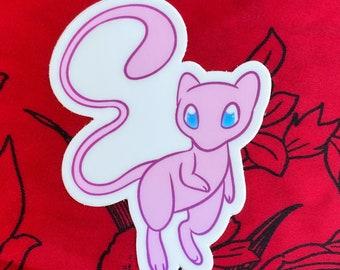 Mew Sticker