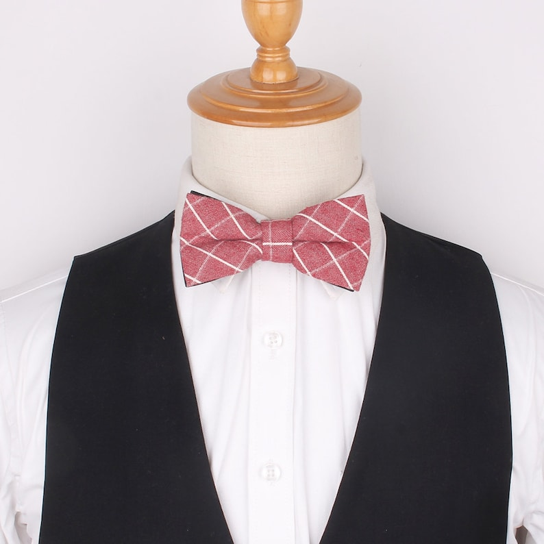 Gifts for him Face Mask with a Necktie,Plaid Ties For Men,Men/' s Cotton Neck Tie With Face Cover,Matching Tie Bow Tie and Mask Handkerchief