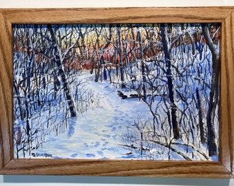 Ritter Farm Park - Winter 3