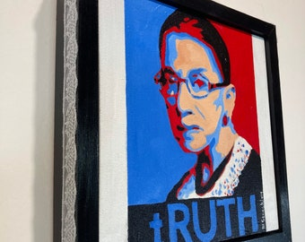 tRUTH - A Tribute to Justice Ruth Bader Ginsburg 1