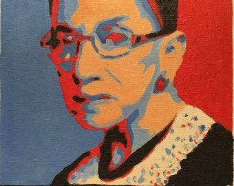 I Dissent - Ruth Bader Ginsburg Note Cards