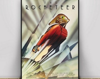 """Rocketeer The Poster Mini 11/""""X17/"""""""