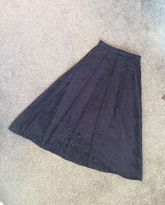 Exquisite Marion Donaldson Ankle Length Skirt