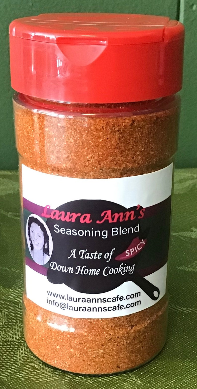 Laura Anns Seasoning Blends great for fish and all meats image 0