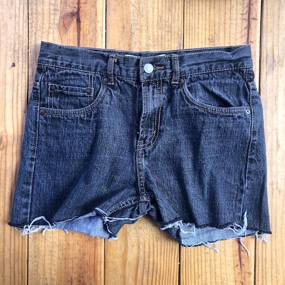 Levi's black vintage shorts