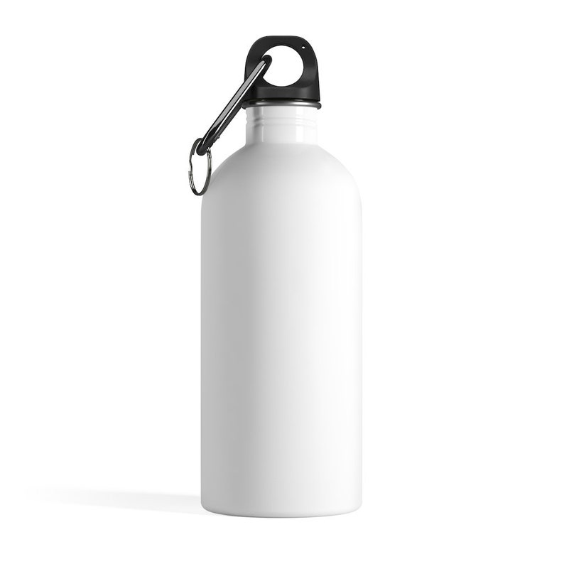 Stainless Steel Water Bottle Yellow Lab The Macy