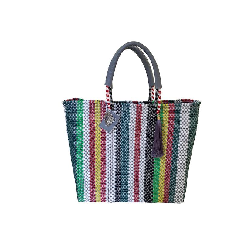 Handmade Sustainable Large Tote Bag MOTHERS DAY GIFT \u2013 Shopping Tote Bag Reusable Tote Bag for Women \u2013 Female Teacher Bag \u2013 Mexican Bag