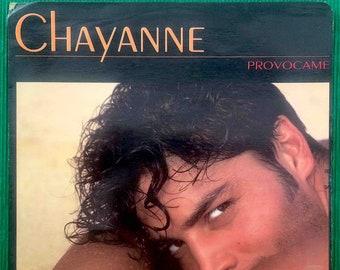 Chayanne Lp Vinyl Provóme Collection Piece