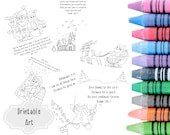 Christian Bible Verse Coloring Pages for Christmas with Scripture for Kids